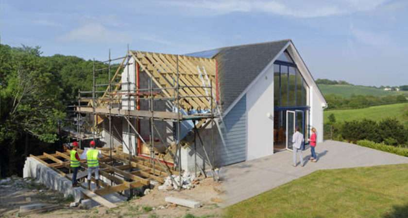 Housing More People Have Self Build Homes Under New