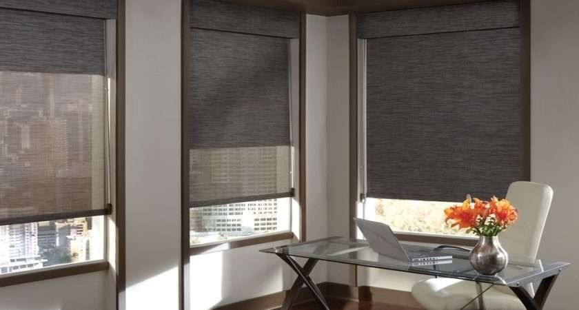 Hunter Douglas Plantation Spaces Contemporary Roller