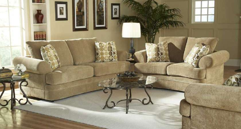 Hyde Park Living Room Set Includes Sofa Chair Coffee Table End