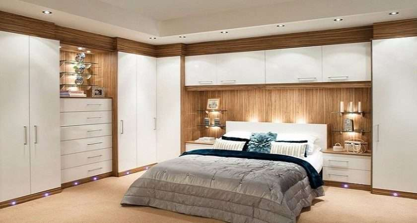 Ideal Fitted Bedroom Attach Wardrobe Design Ipc