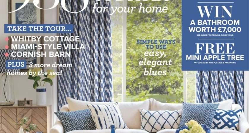 Ideal Home Magazine August Read