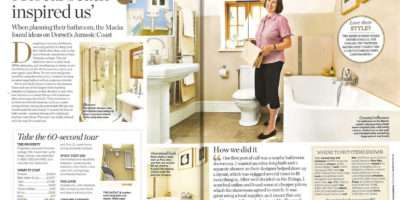 Ideal Home Magazine Before After Ocean Bathrooms