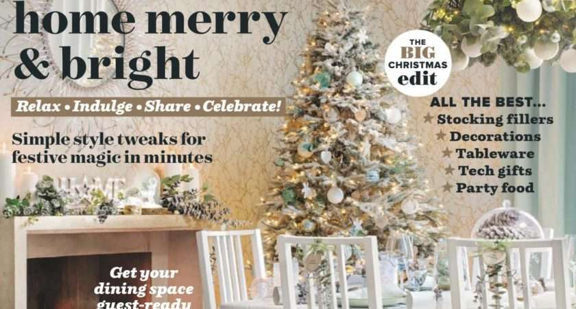 Ideal Home Magazine January Read