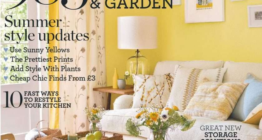 Ideal Home Magazine June Read