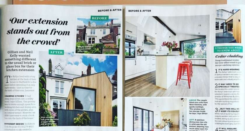 Ideal Home Magazine November Whitshaw Builders