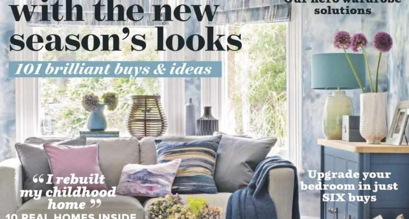 Ideal Home Magazine October Read