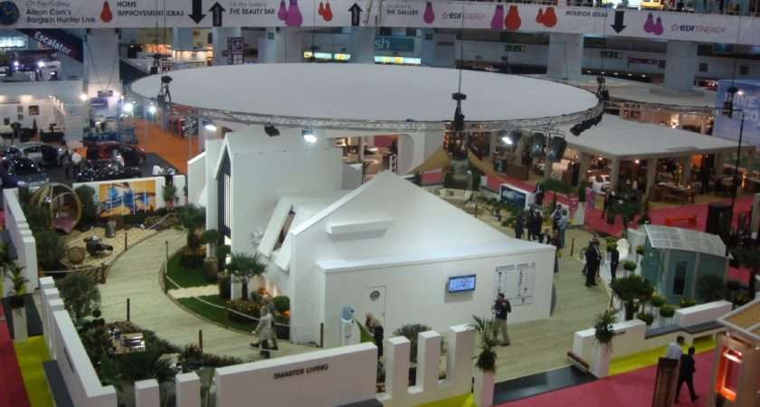 Ideal Home Show Anglian Village Good