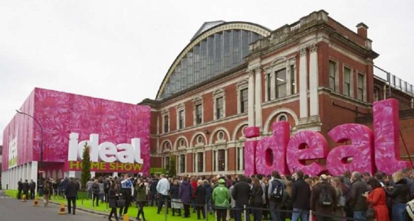 Ideal Home Show Sponsored Zoopla Back South