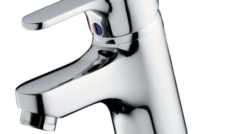 Ideal Standard Alto Single Lever Basin Mixer Tap