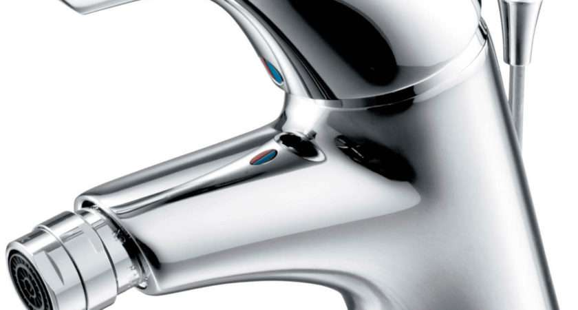 Ideal Standard Ceraplan Chrome Bidet Mixer Tap