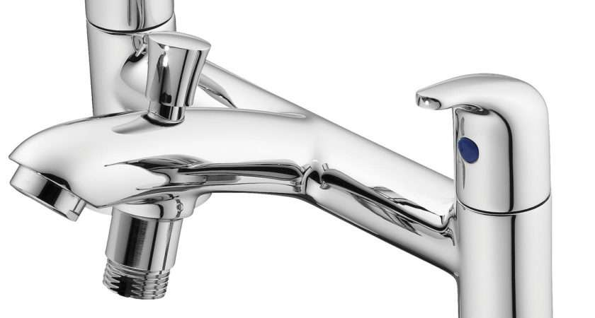 Ideal Standard Opus Chrome Hole Bath Shower Mixer Tap
