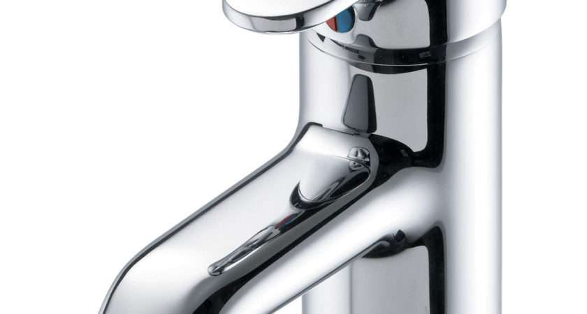 Ideal Standard Single Lever Basin Mixer Tap Without Pop