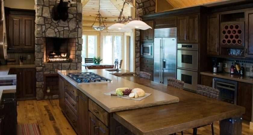 Ideas Checkout Before Designing Rustic Kitchen
