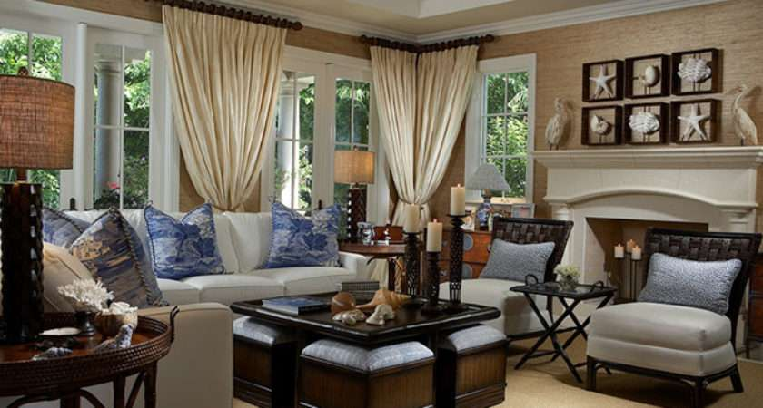 Ideas Country Style Living Room Modern Interior Design