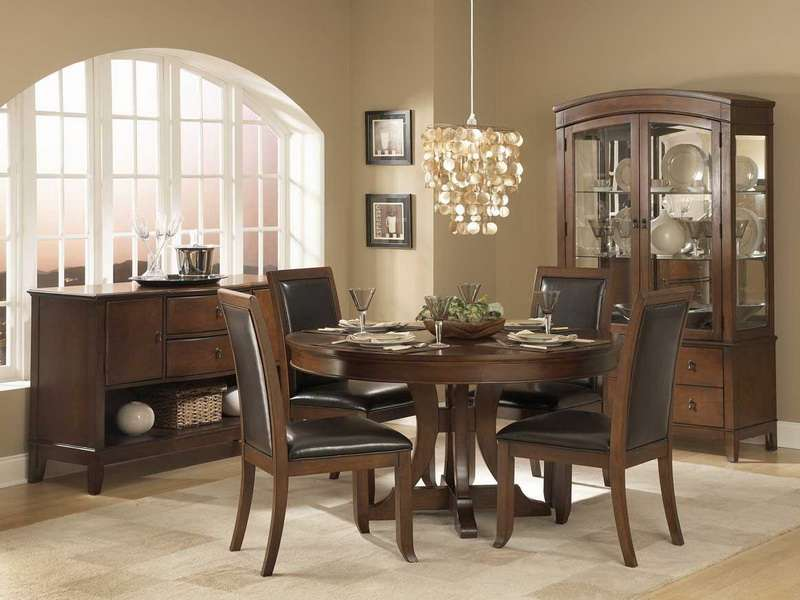 Ideas Decorating Dining Room Tables