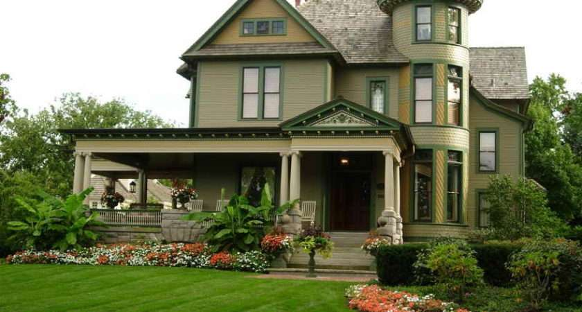 Ideas Decorating Victorian Homes