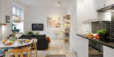 Ideas Designing Small Studio Apartment