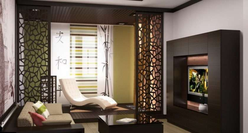 Ideas Drawing Room Partition