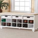 Ideas Entryway Shoe Storage Bench Decoratingfree