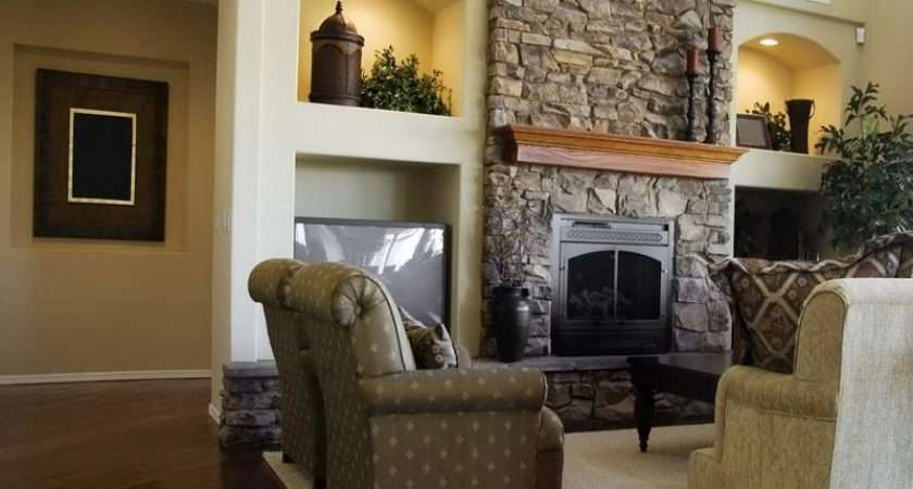 Ideas Furnishing Small House Fireplace Remodeling