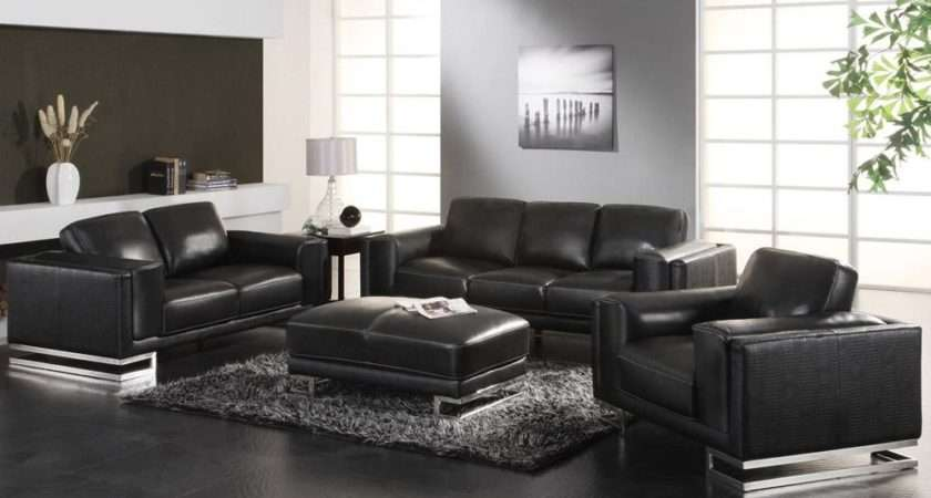 Ideas Modern Living Room Red Sofa Dark Furniture