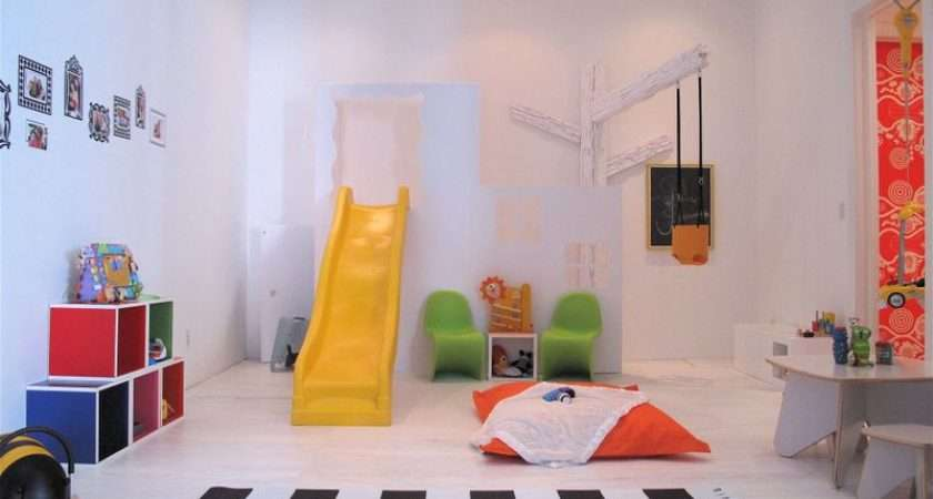 Ideas Playroom Fun Design Dazzle