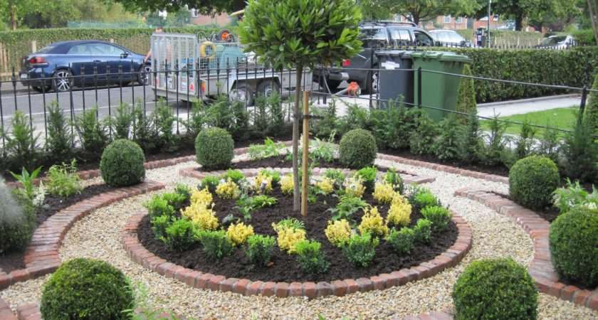 Ideas Small Front Gardens Finest Excellent
