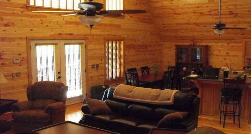 Ideas Wood Paneling Makeover Paint Panelling