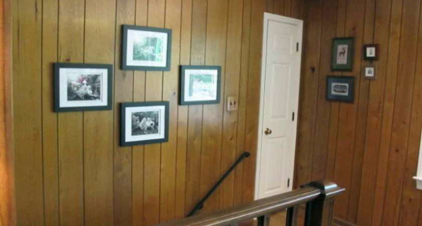 Ideas Wood Paneling Makeover