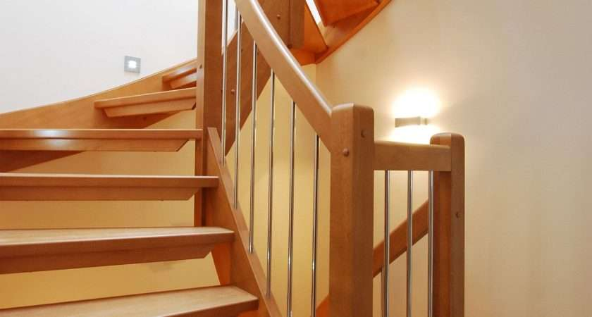 Ideas Wooden Stairs