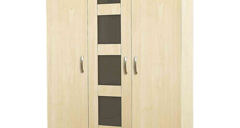 Ikea Door Wardrobe Brusali Doors Brown