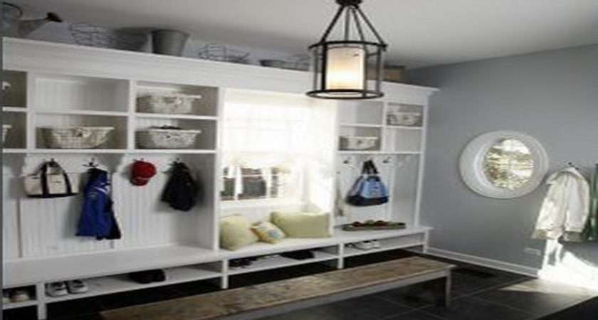 Ikea Mudroom Design Ideas Mud Room Lockers