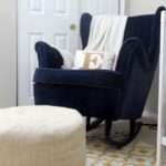 Ikea Poang Rocking Chair Nursery Ellzabelle