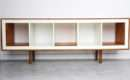 Ikea Upright Bookcases Now Mid Century Modern Sideboards