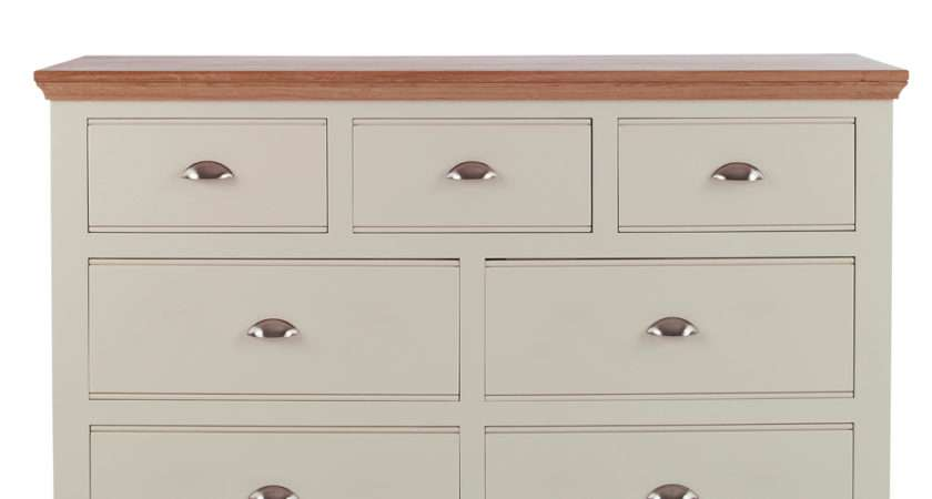 Impello Painted Chest Drawers Con Tempo Furniture