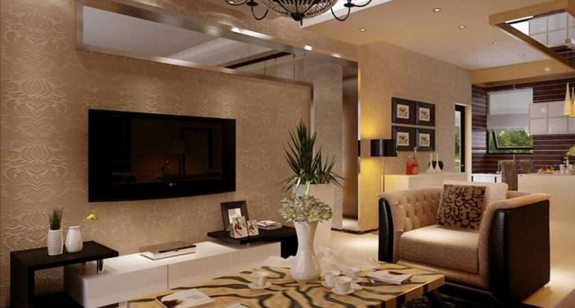 Impress Guests Stylish Modern Living Room Ideas