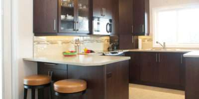 Improve Functionality Small Kitchen