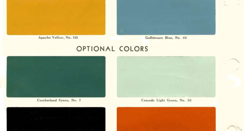 Imron Color Chart Bing
