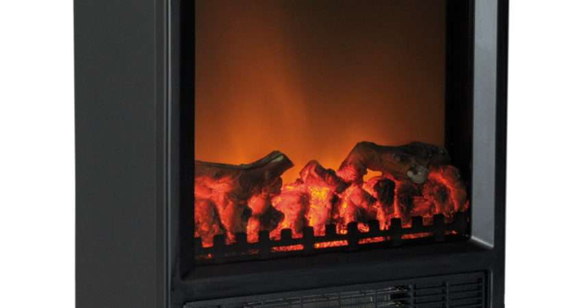 Imustbuy Prem Air Log Flame Effect Electric Stove