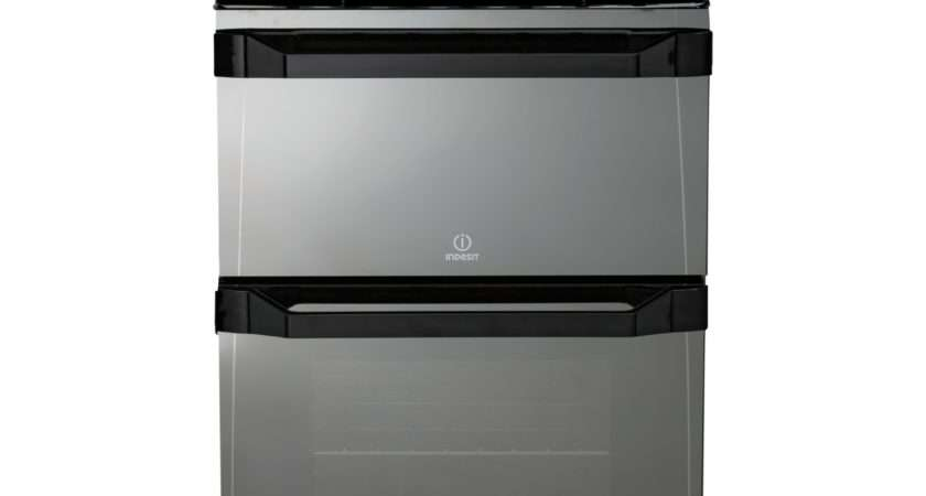 Indesit Electric Cooker Anthracite Shopping