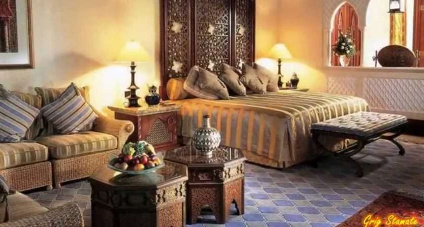 Indian Style Decorating Theme Room Design Ideas