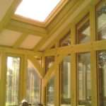 Indigenous Joinery Green Oak Conservatory