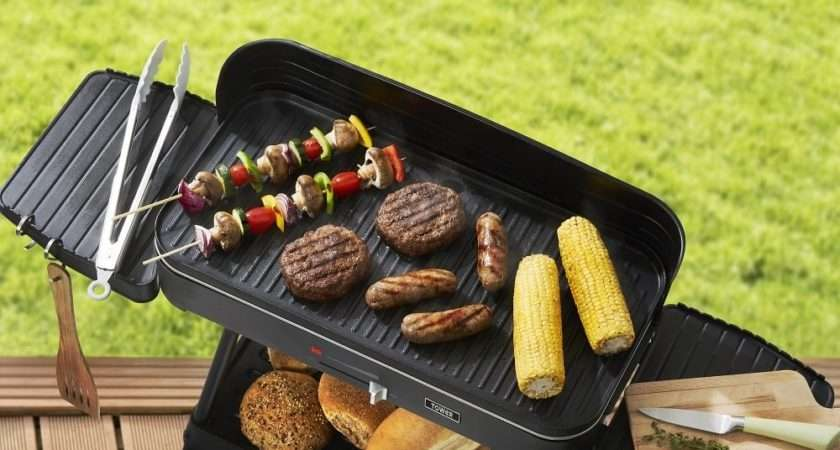 Indoor Outdoor Electric Barbecue Grill Tower