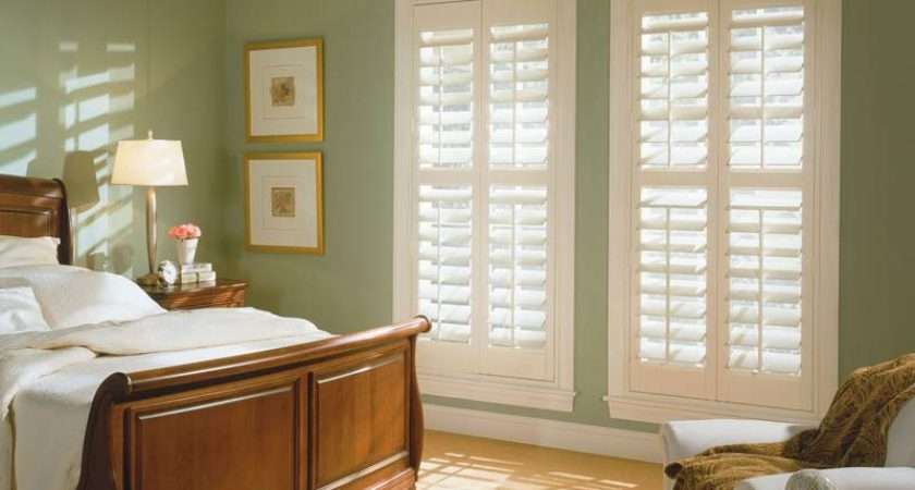 Indoor Shutters Curtains Plantation Windows