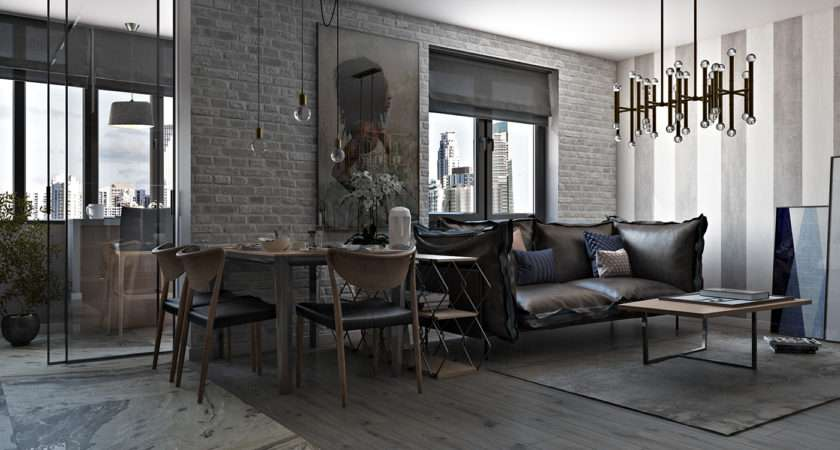 Industrial Interior Design Get Your Inspirations Going