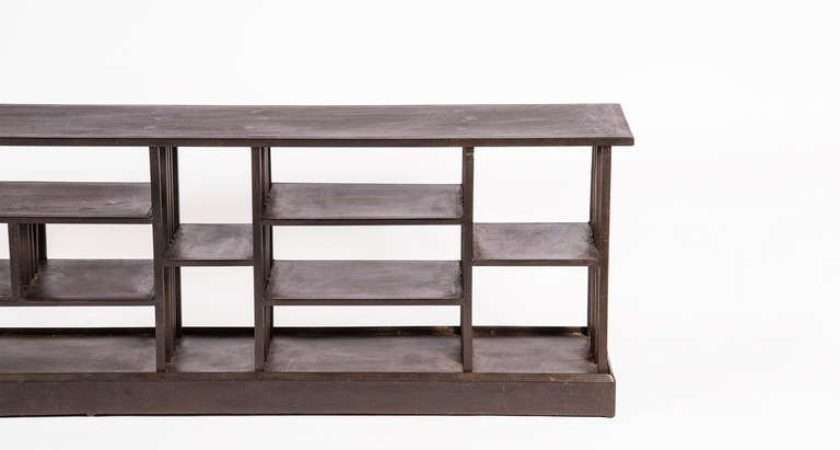 Industrial Low Shelving Unit Longer Available