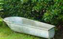 Industrial Zinc Tub Project Water Feature Life Lava