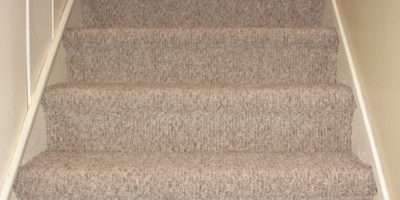Info Install Vinyl Runner Carpeted Stairs Without