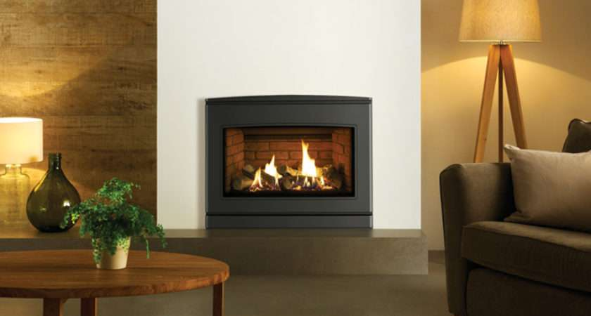 Inset Gas Fire Stunning Yeoman Features