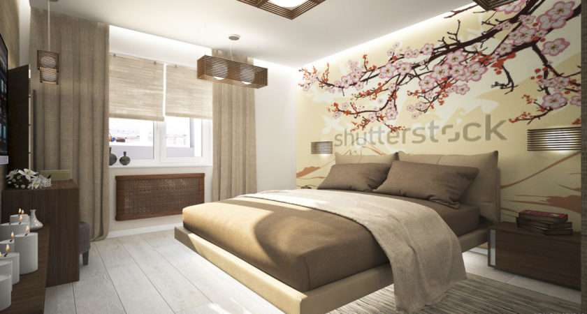 Inspiration Bedroom Decorating Ideas Which Applying